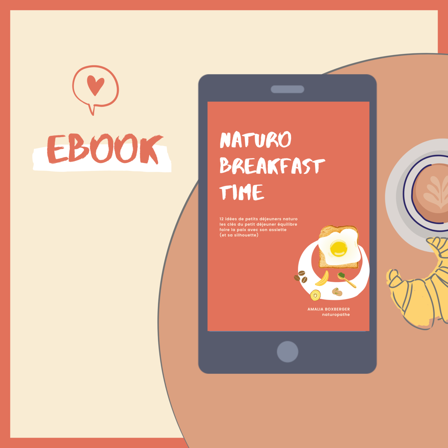 EBOOK Naturo Breakfast Time