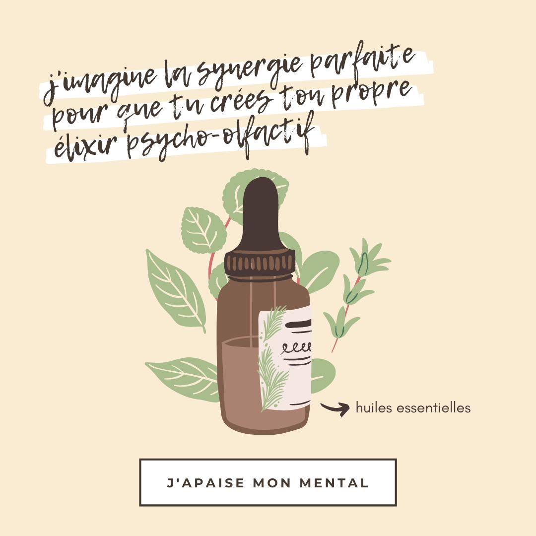 [ PDF + AUDIO ] Ton élixir d'huiles essentielles psycho-olfactif personnalisé !